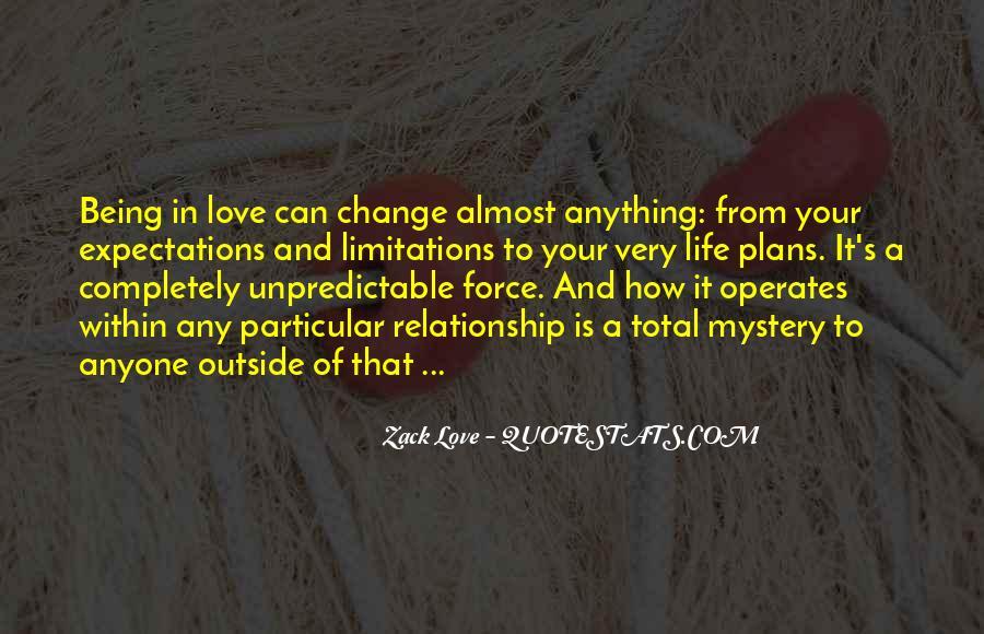 Zack Love Quotes #547941