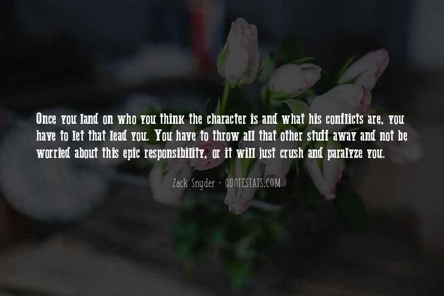 Zack Snyder Quotes #1115525