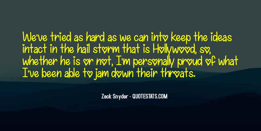 Zack Snyder Quotes #1157016