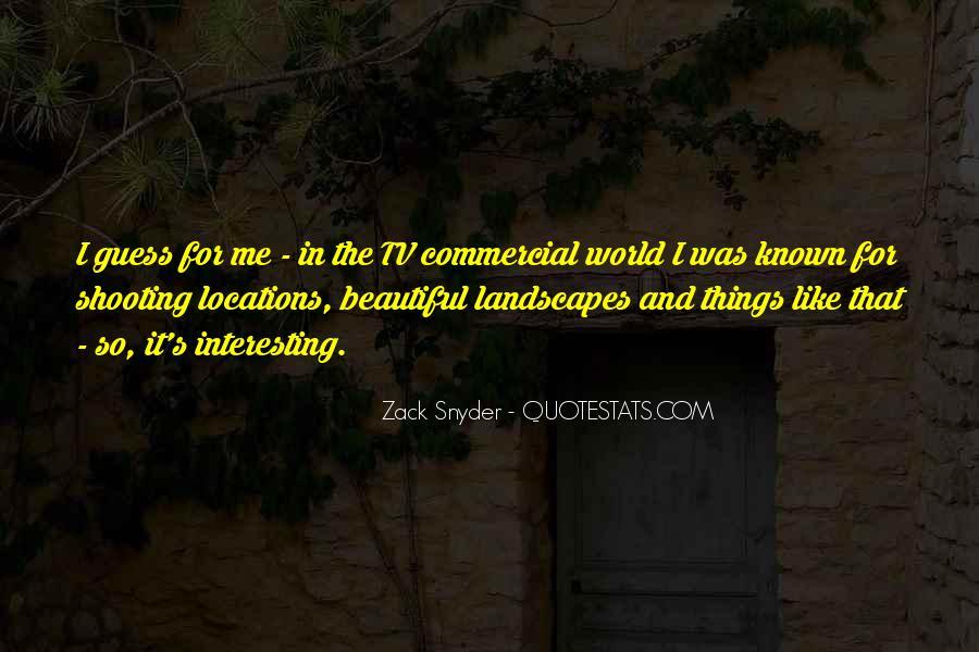 Zack Snyder Quotes #1187334