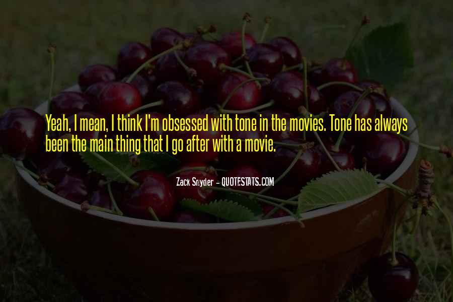 Zack Snyder Quotes #1333224