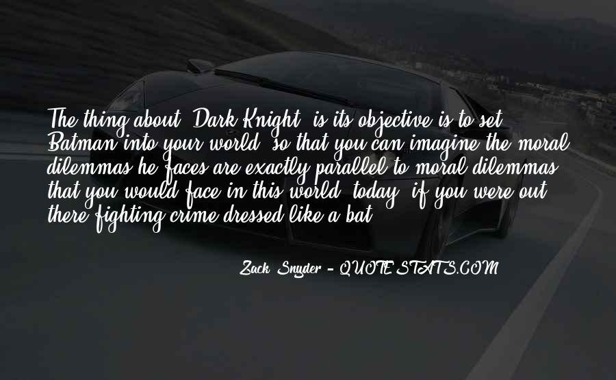 Zack Snyder Quotes #1374903
