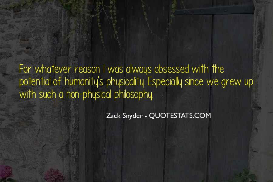 Zack Snyder Quotes #1820774
