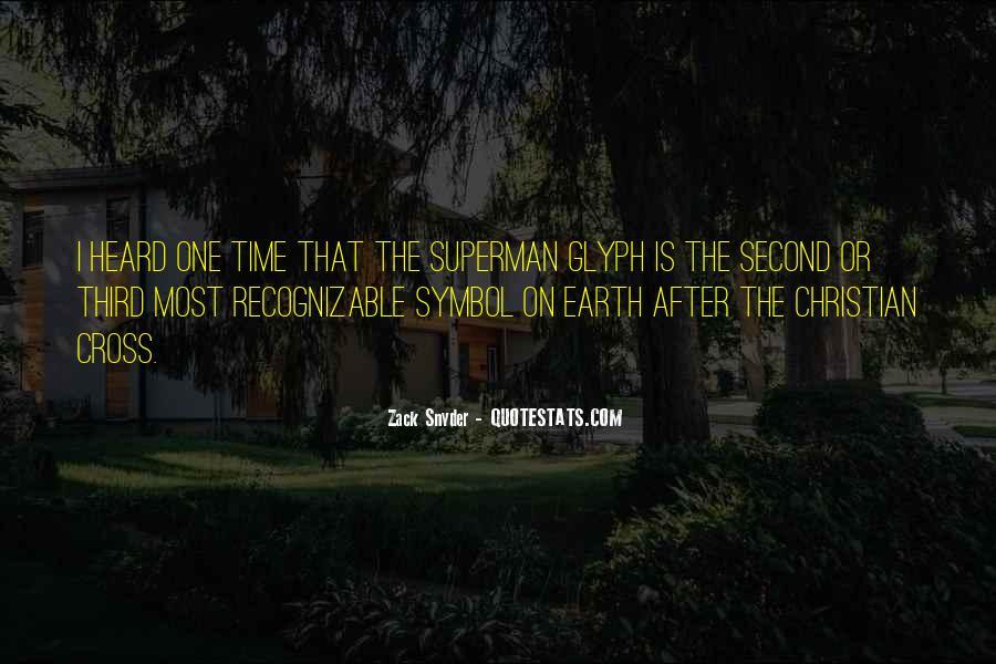 Zack Snyder Quotes #1866534