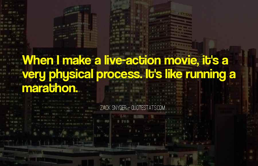 Zack Snyder Quotes #358424