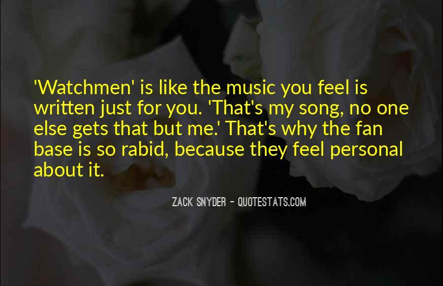 Zack Snyder Quotes #420024