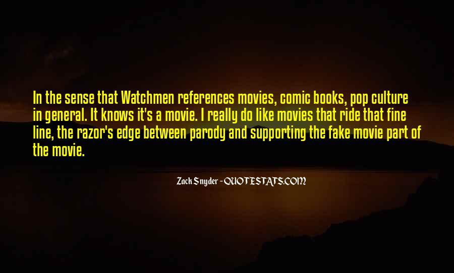 Zack Snyder Quotes #508926