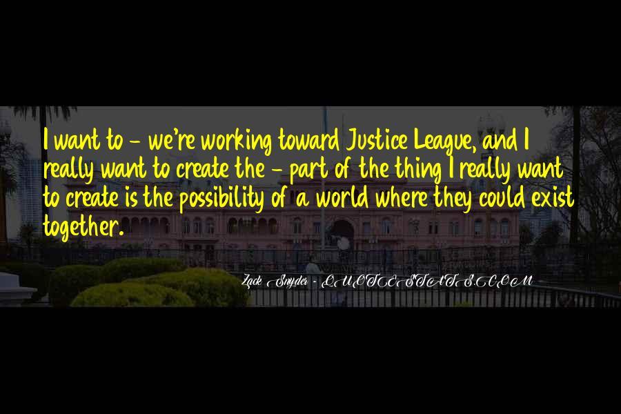 Zack Snyder Quotes #613062
