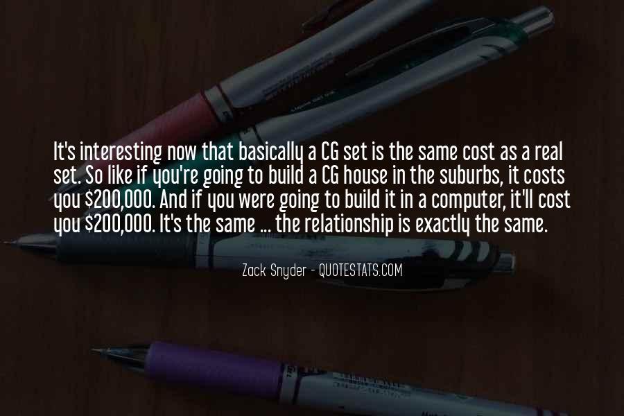 Zack Snyder Quotes #700939