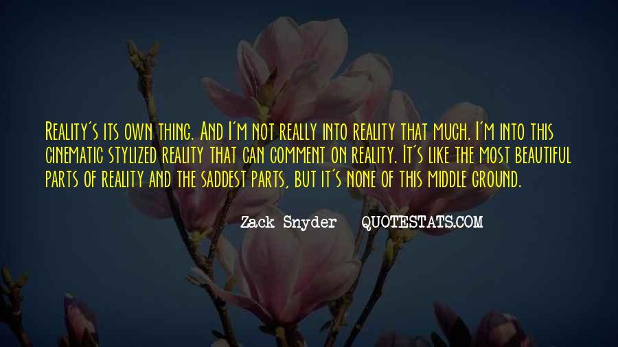 Zack Snyder Quotes #703234