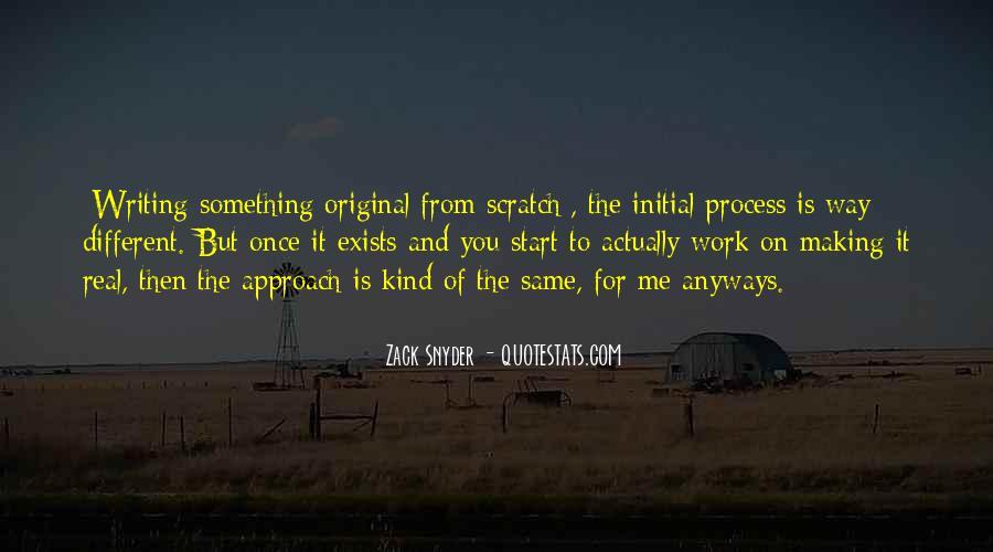 Zack Snyder Quotes #796156