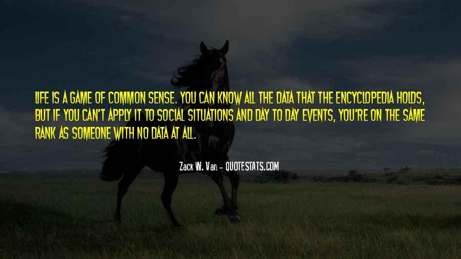 Zack W. Van Quotes #213555