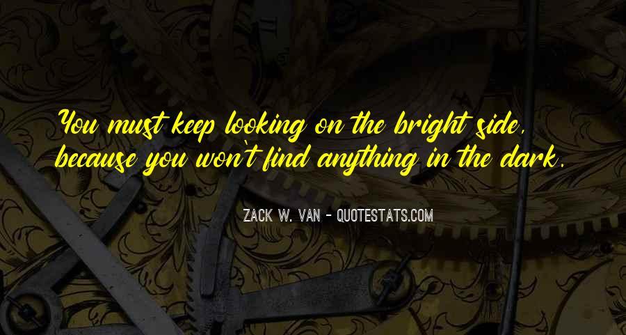 Zack W. Van Quotes #818977
