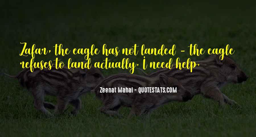Zeenat Mahal Quotes #692838