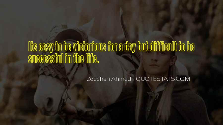 Zeeshan Ahmed Quotes #792855