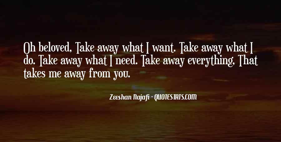 Zeeshan Najafi Quotes #1788675