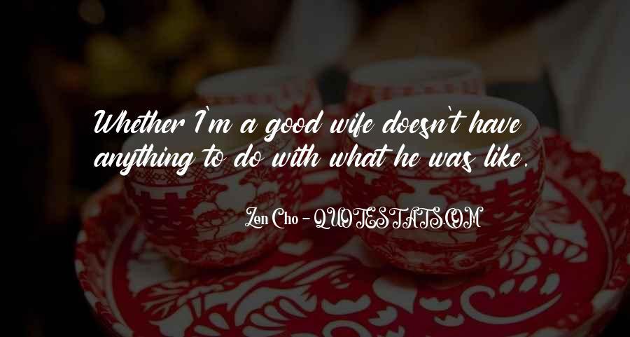 Zen Cho Quotes #1253735