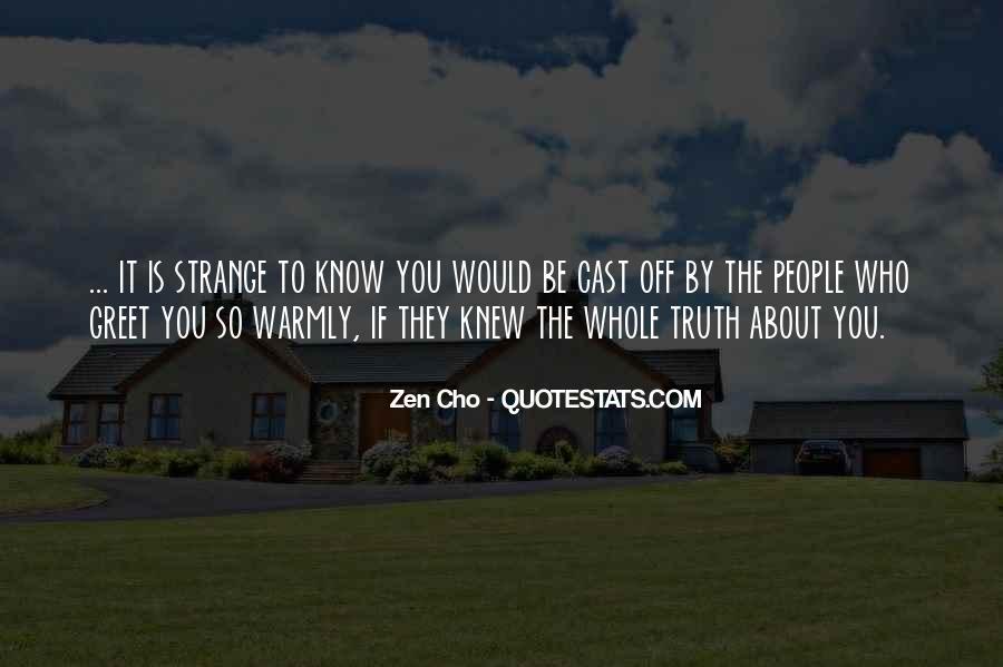 Zen Cho Quotes #1313939