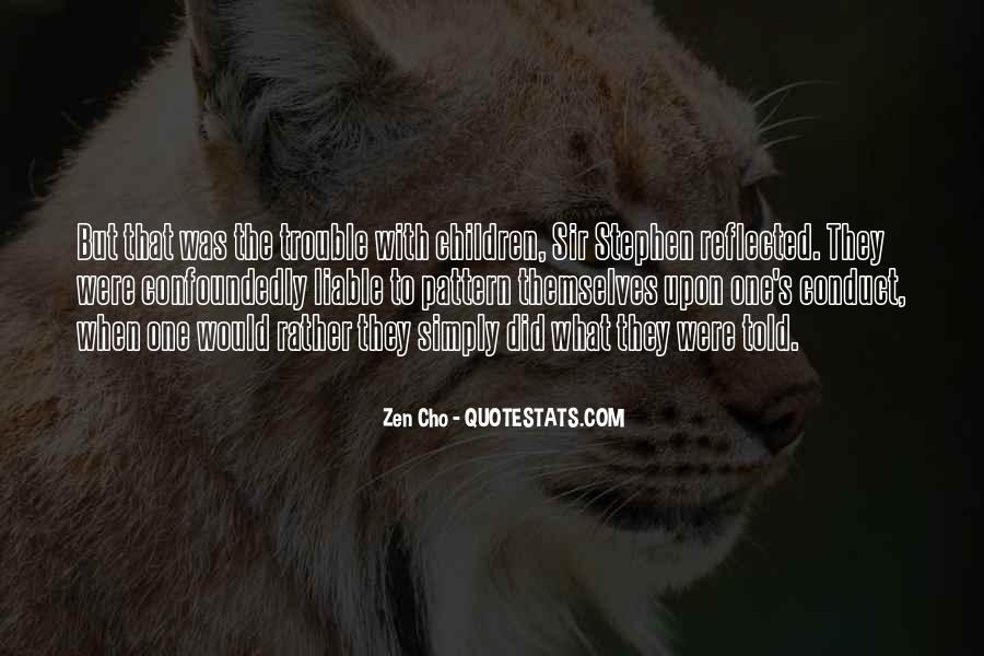 Zen Cho Quotes #1557947