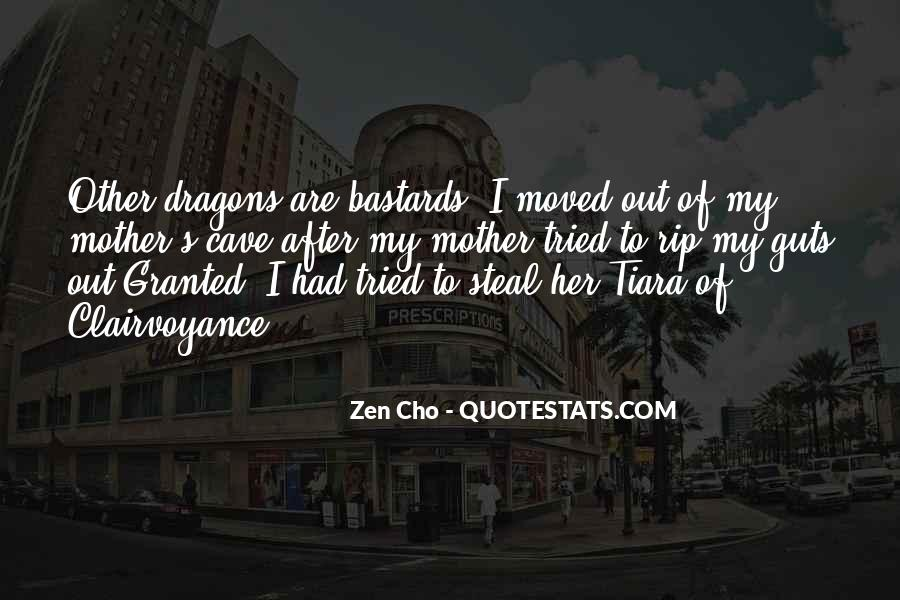 Zen Cho Quotes #248997