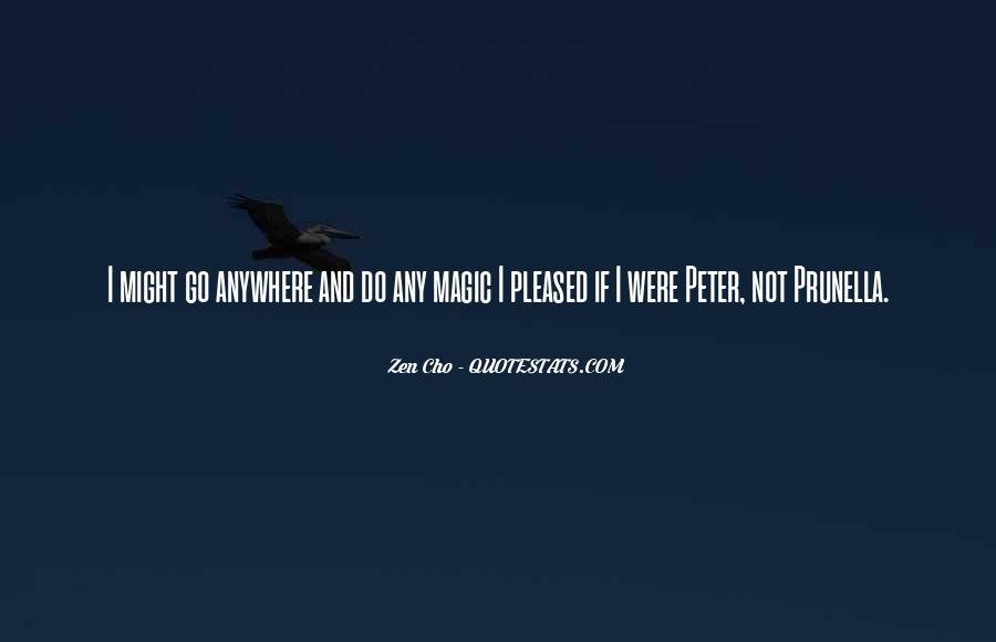 Zen Cho Quotes #463837