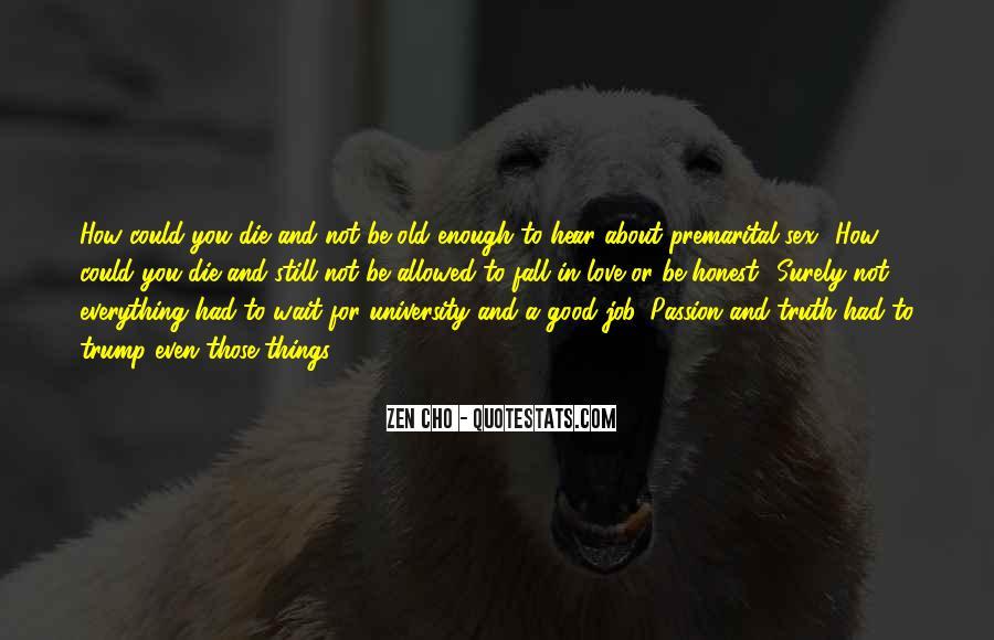 Zen Cho Quotes #597792