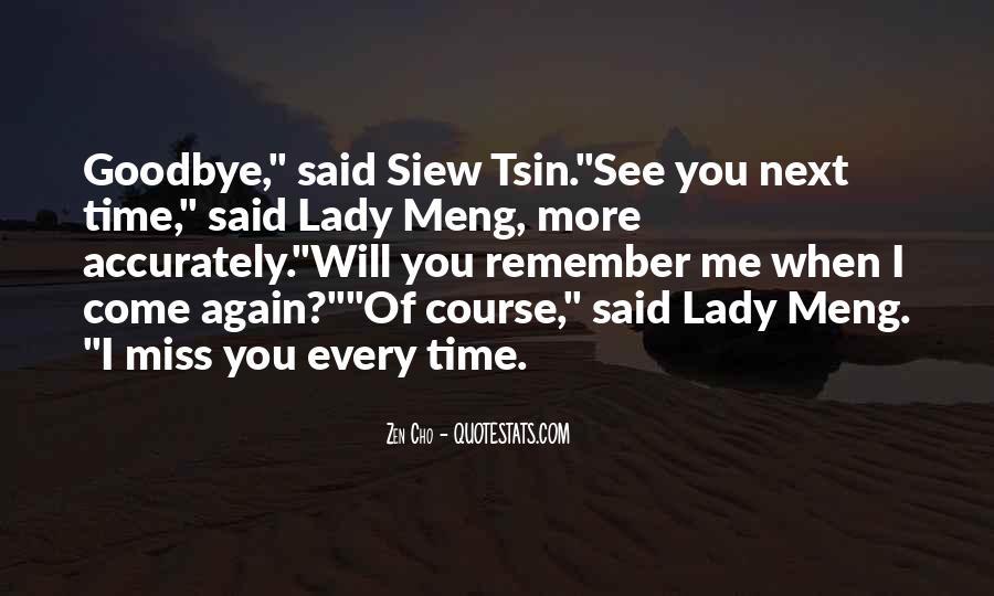 Zen Cho Quotes #884265