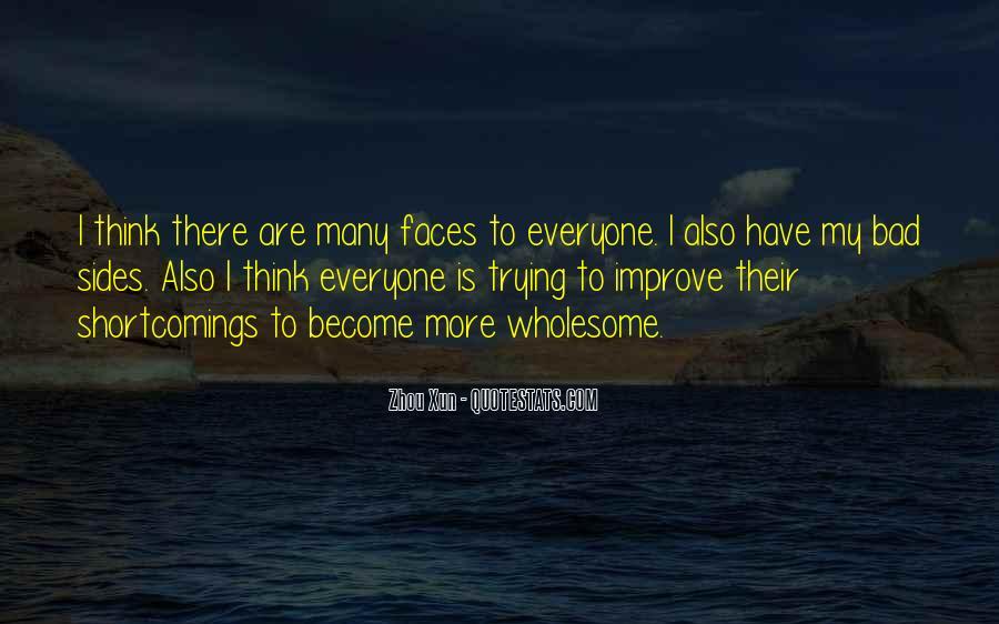 Zhou Xun Quotes #1119983