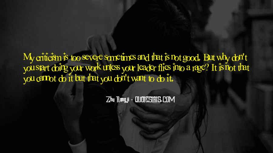 Zhu Rongji Quotes #931238