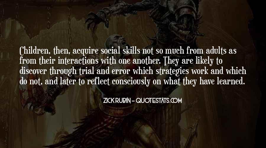 Zick Rubin Quotes #1446083