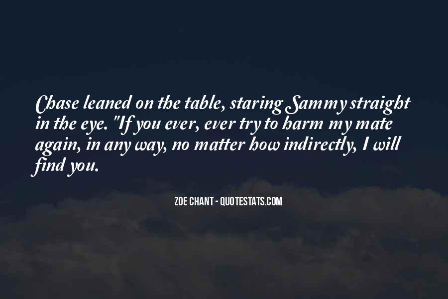 Zoe Chant Quotes #1589166