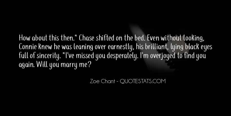 Zoe Chant Quotes #1622370