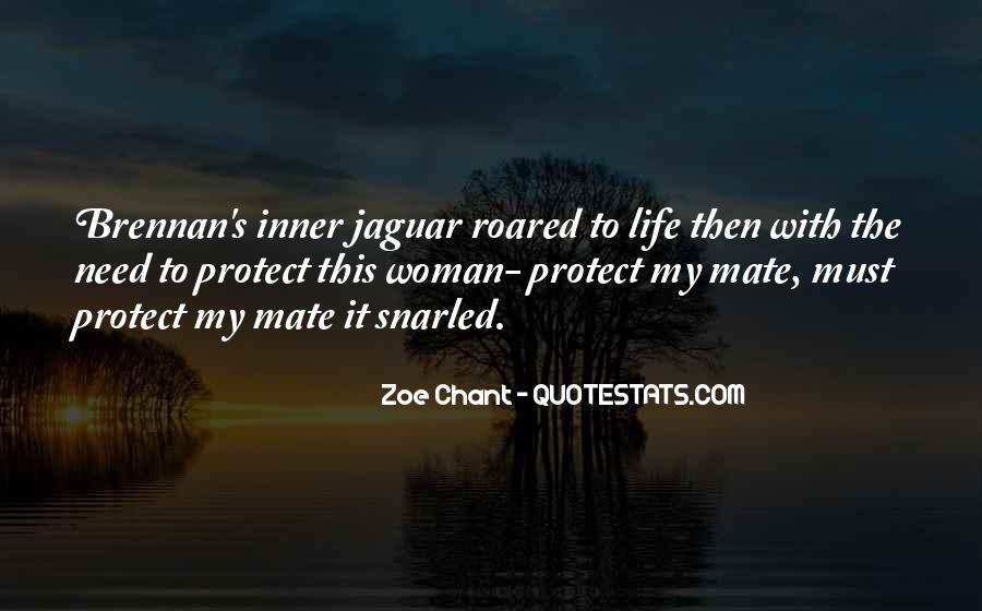 Zoe Chant Quotes #414750