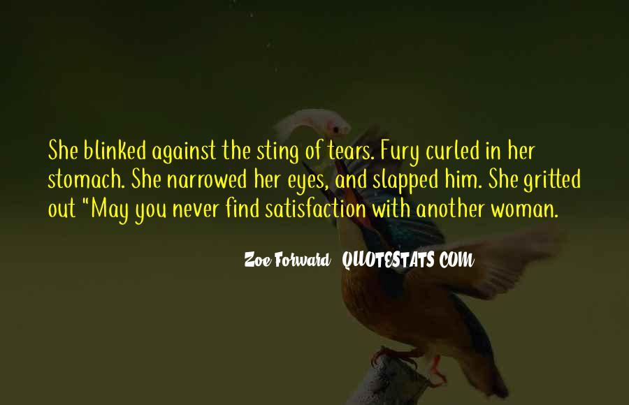 Zoe Forward Quotes #218269