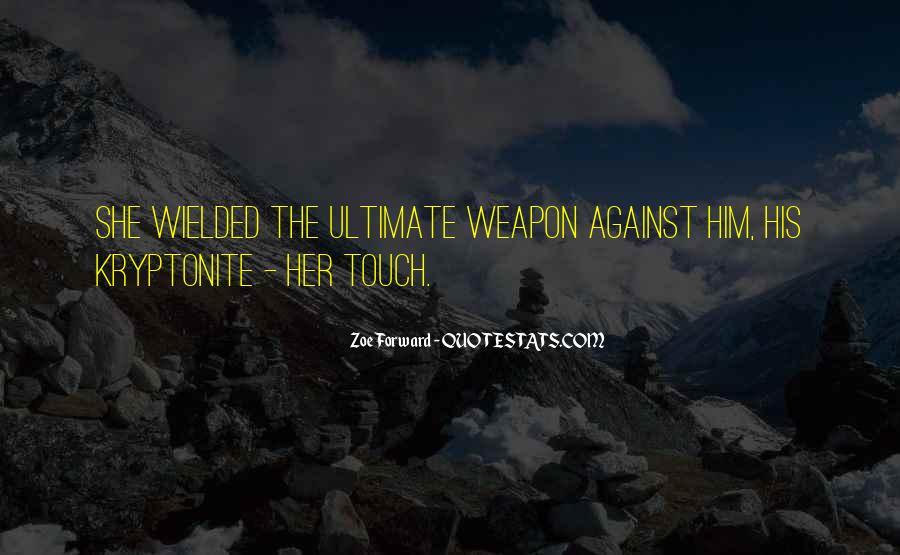 Zoe Forward Quotes #613201