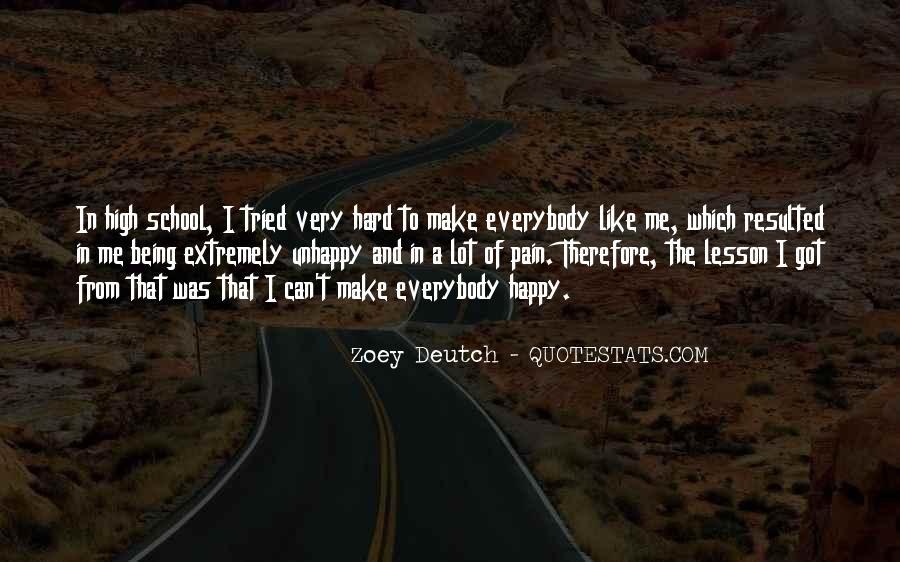 Zoey Deutch Quotes #1251183