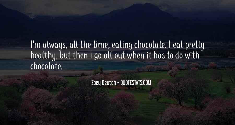 Zoey Deutch Quotes #1378837
