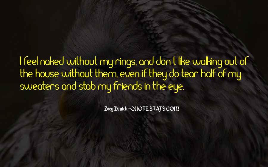 Zoey Deutch Quotes #1460430