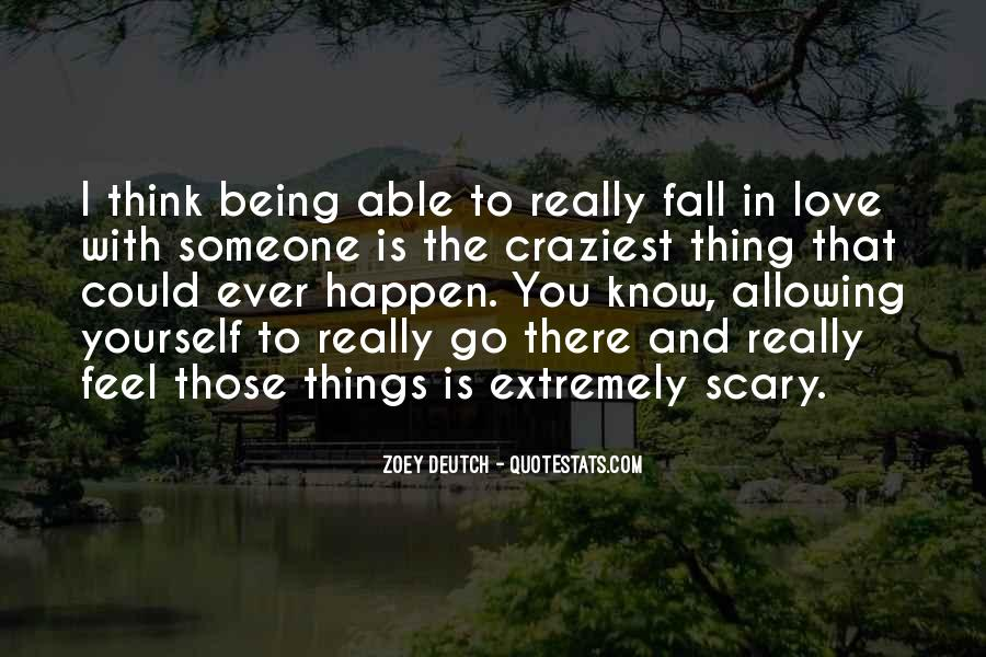 Zoey Deutch Quotes #1640087