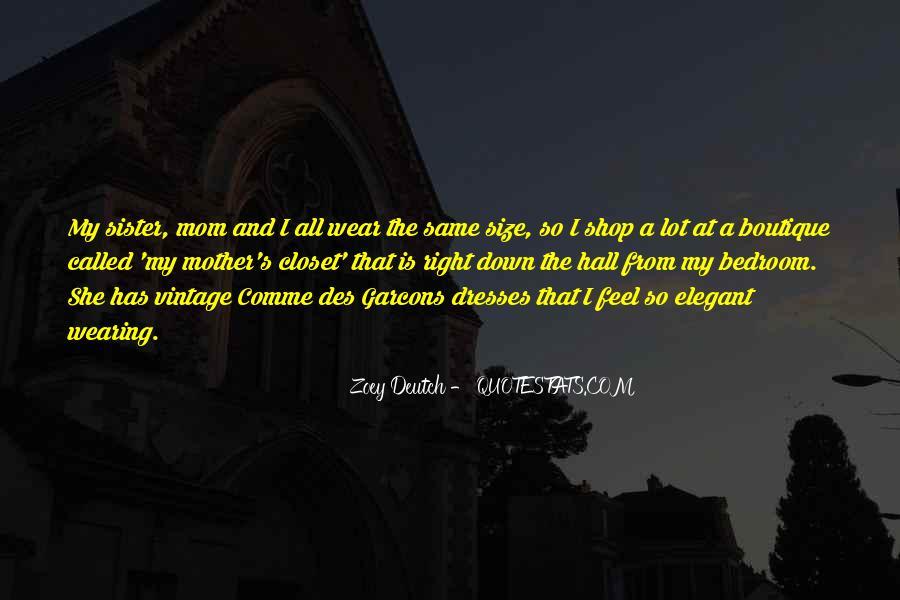 Zoey Deutch Quotes #1754664