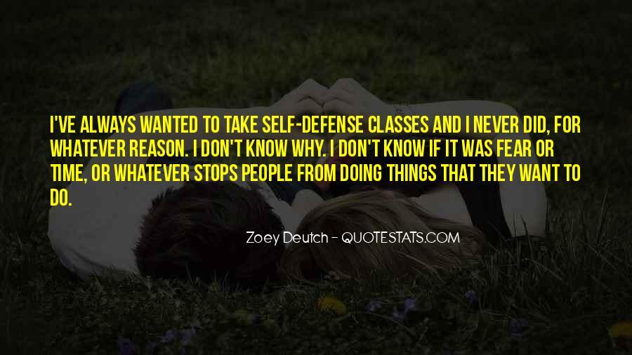 Zoey Deutch Quotes #189104