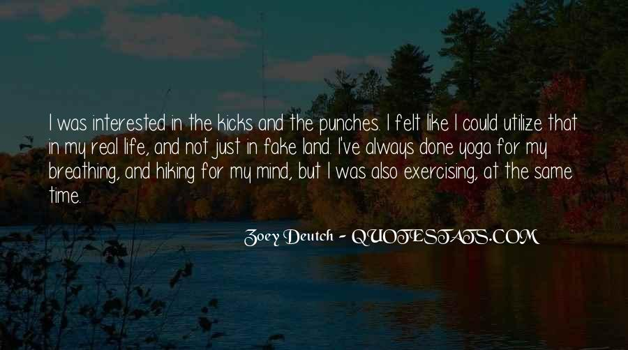 Zoey Deutch Quotes #208037