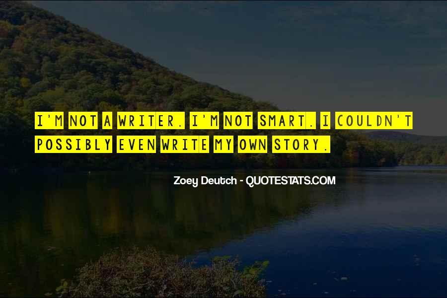 Zoey Deutch Quotes #429704