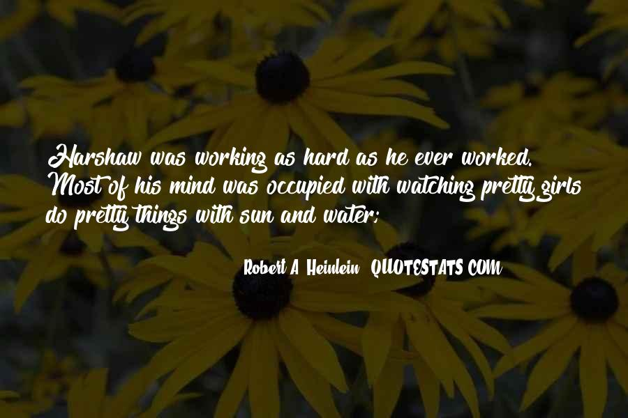 Harshaw Quotes #111416