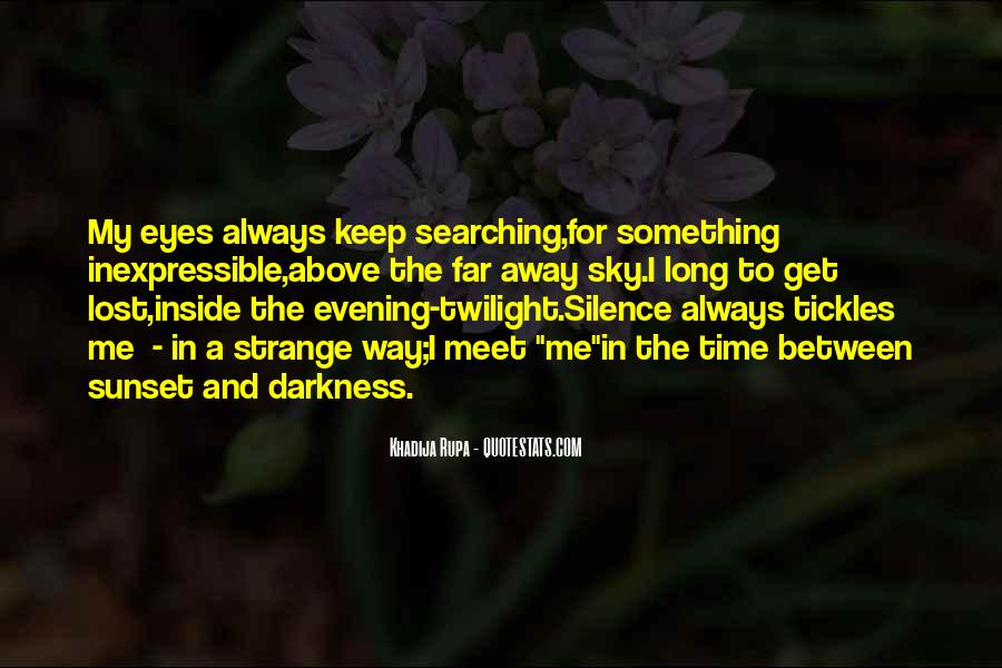 Quotes About Evening #23103