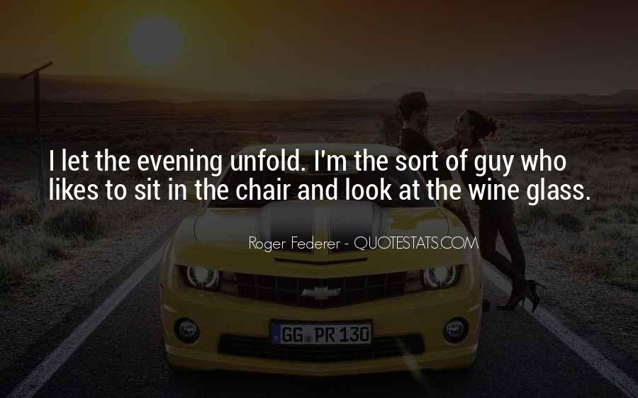 Quotes About Evening #77154