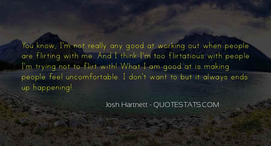 Hartnett Quotes #1031639