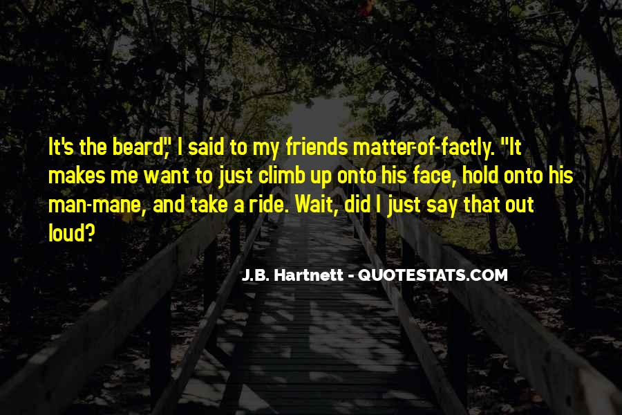 Hartnett Quotes #417747