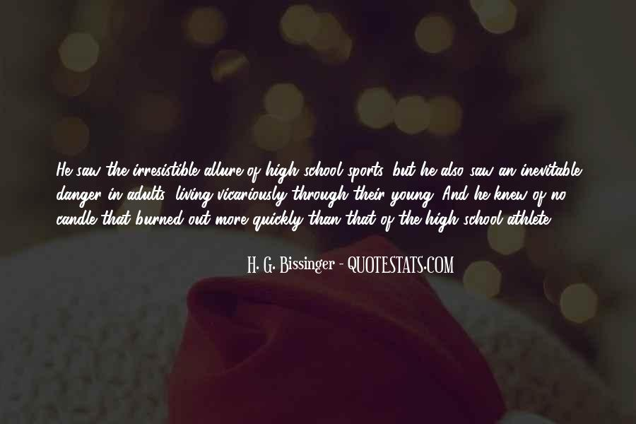 Quotes About Living Young #152997
