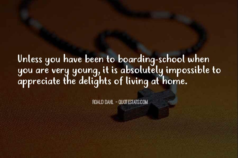 Quotes About Living Young #1607